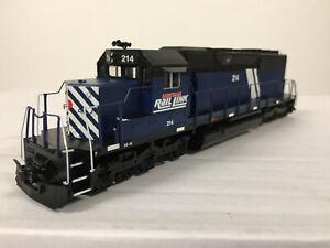 Athearn RTR HO Scale SD40 Montana Rail Link # 214