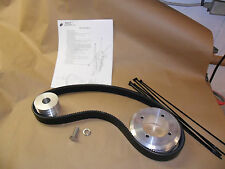 V-Belt Kit for Scat 1 Hovercraft - Stop the belt breaking problems! Rotax 277