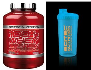 SCITEC NUTRITION 100% WHEY PROTEIN PROFESSIONAL ISOLATE CONCENTRATE 2.35kg