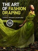 Art of Fashion Draping, Paperback by Amaden-Crawford, Connie, Brand New, Free...