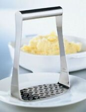 Cuisipro Handheld Stainless Steel Potato Masher - 1371
