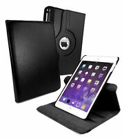 """Leather 360° Rotatory Rotating Stand Smart Case Cover For Apple iPad 2 3 4 9.7"""""""