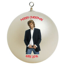 Personalized Jon Bon Jovi Christmas Ornament Add Name