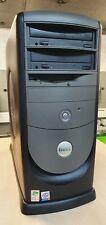 ordinateur de BUREAU DELL DIMENSION 8300 /P4HT 2.6GHZ/512 MO / 80GB IDE /WIN XP