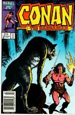 Conan the Barbarian 192 Marvel Comics 1987