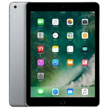 Apple iPad 2017 5th Generation 32GB, 9.7in WiFi + Cell Unlocked Space Gray