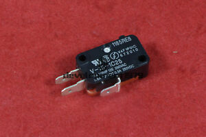 10pcs Micro Switch Basic Snap Action Switch 15A V-15-1C25