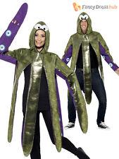 Adult Octopus Costume Sea Animal Book Week Funny Mascot Fancy Dress Mens Unisex