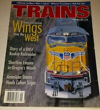 Trains Magazine September 2000