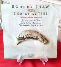SEALED Robert Shaw Chorale Conducts SEA SHANTIES Sailor Songs Vinyl LP Record