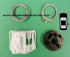 RENAULT MEGANE MK2 Window Regulator Repai Kit Rear Right Door 2002 - Present