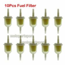 "10x Fuel Filters Fit 1/4"" 5/16"" ID Fuel Line For 98021 AM116304 GY20709 21541500"