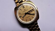 ETERNA-MATIC Sevenday Large vintage watch automatic RARE