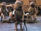 PLAYMOBIL CUSTOM US NAVY SEAL UNIF.DESERT (IRAK-2003) REF-0190 BIS