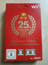 Super Mario All-Stars -- 25 Jahre Jubiläumsedition Nintendo Wii