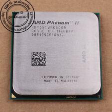 AMD Phenom II X6 1055T - 2.8 GHz (HDT55TWFK6DGR) Skt AM3 CPU Prozessor 667 MHz