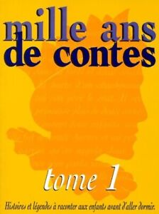 Mille ans de contes - Collectif - 2856479