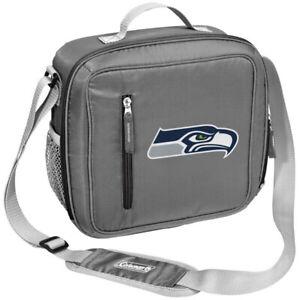 Coleman Seattle Seahawks Team Logo Messenger Cooler