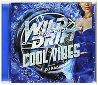 V.A.-WILD DRIFT -COOL VIBES- MIXED BY DJ KAZ-JAPAN CD E25