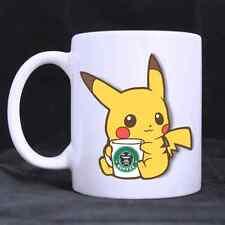 Custom Funny Pikachu coffee Mug 11 Oz Coffee Mug Tea Cup