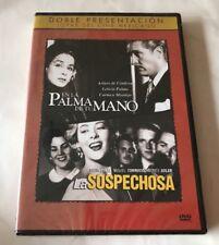 """En La Palma de Tu Mano / La Sospechosa (DVD, 2008) Doble Presentación  """"NEW"""""""