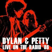 DYLAN & PETTY - LIVE ON THE RADIO 86 (DOPPEL-LP) 2 VINYL LP NEW!
