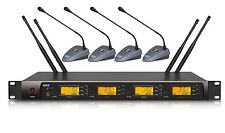 Conference Microphone System Pro Wireless Desktop Conference Microphone System