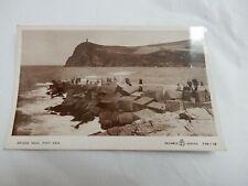 More details for port erin  iom   vgc  1911  & message      postcard  original  isle of man