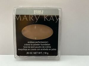 MARY KAY Endless Performance Crème-to-Powder Foundation BEIGE 2
