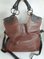 Pony Made In Korea Genuine Leather Large Tote Bag