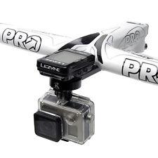 LEZYNE Combo Mount Integrated Handlebar type GPS Computers & GoPro Camera