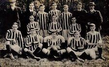 Gainsborough Corinthians Football Club 1908-9.