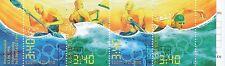 Finland 1996 Used Booklet - Summer Olympic Games - First Day Cancel