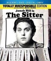 The Sitter (Blu-ray Disc/DVD , 2012, Canadian )