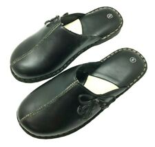 New Rouge Shoes Women's Black Shoe Loafer Slip On Padded Cushioned Sole Size 8