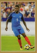 CARTE N°21 COLLECTION PANINI FFF FRANCE 2018 CARREFOUR STICKER AUTOCOLLANT
