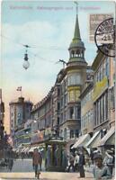 DENMARK Old postcard KJOBENHAVN RUNDETAARN