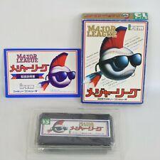 MAJOR LEAGUE Famicom Nintendo 2937 fc