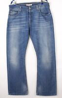 Levi's Strauss & Co Hommes 512 Droit Jambe Jeans Bootcut Taille W38 L34 BCZ922