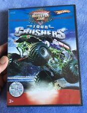 Hot Wheels Monster Jam: Tour Crushers El Toro Loco VS Blue Thunder (DVD, 2006)