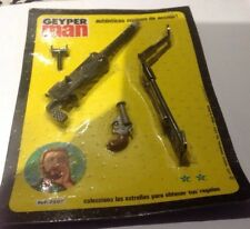 GEYPERMAN ACTION MAN BLISTER REF.7307 Browning 30 M1919 A4 SIN USAR 1975