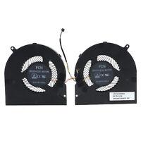 CPU & GPU Cooling Fan For Razer Blade 15 15.6 GTX1060 RZ09 RZ09-02385E92