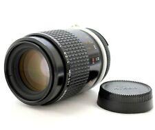 Nikon Ai-S Ais Micro Nikkor 105mm F/2.8 Macro Mf Obiettivo Da Giappone