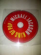 Michael Jackson - King of Pop - Music CD UK Edition DISC ONLY in Plastic Sleeve