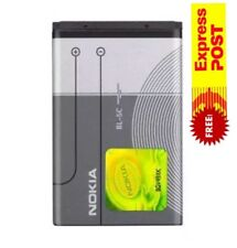 New Replacement Battery BL-5C For NOKIA 1020mAh 3.7V 3.8 wh Cell-Phone
