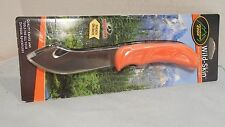 Outdoor Edge Wild-Skin Hunting Knife & Sheath