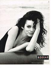 PUBLICITE ADVERTISING  1993   MORGAN  mode 2