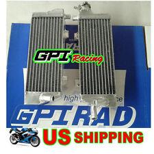 KTM 125/200/250/300 SX/EXC/MXC 2008 2009 2010 2011 2012 aluminum alloy radiator