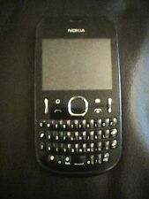 NOKIA 201 BLACK MODEL QWERTY KEYBOARD NO OTHER EXTRAS
