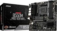 Msi 244357 Mb B550mpvdhwifi B550 Pro-vdh Wifi Matx Retail